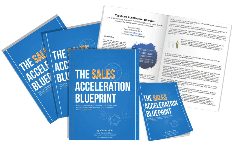 sales acceleration blueprint
